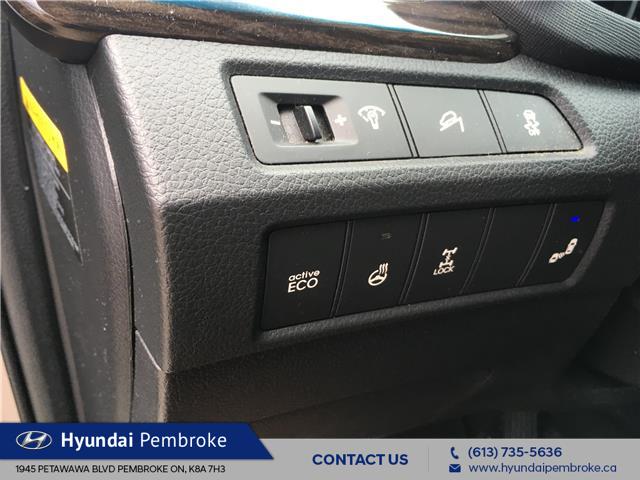 2014 Hyundai Santa Fe Sport 2.4 Luxury (Stk: 20022A) in Pembroke - Image 18 of 30