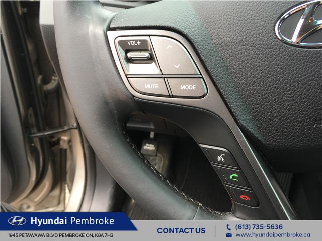 2014 Hyundai Santa Fe Sport 2.4 Luxury (Stk: 20022A) in Pembroke - Image 20 of 30