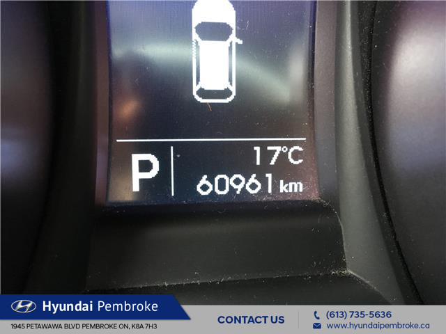 2014 Hyundai Santa Fe Sport 2.4 Luxury (Stk: 20022A) in Pembroke - Image 22 of 30