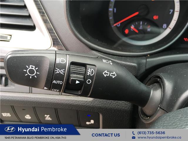 2014 Hyundai Santa Fe Sport 2.4 Luxury (Stk: 20022A) in Pembroke - Image 23 of 30