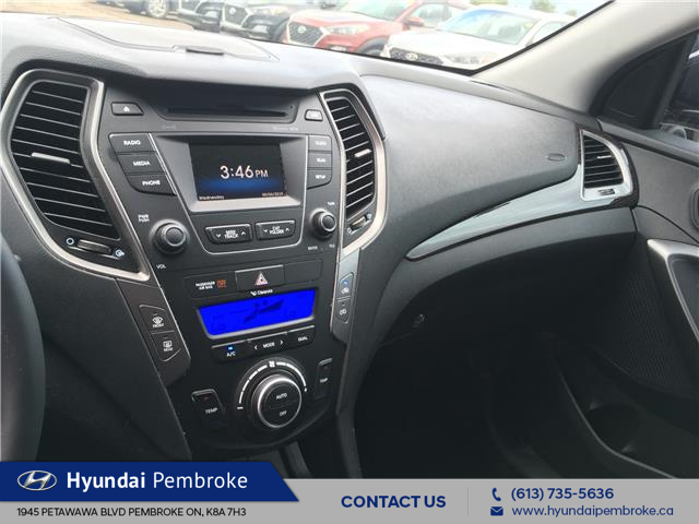2014 Hyundai Santa Fe Sport 2.4 Luxury (Stk: 20022A) in Pembroke - Image 25 of 30