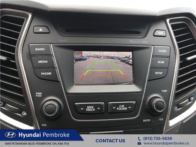 2014 Hyundai Santa Fe Sport 2.4 Luxury (Stk: 20022A) in Pembroke - Image 26 of 30