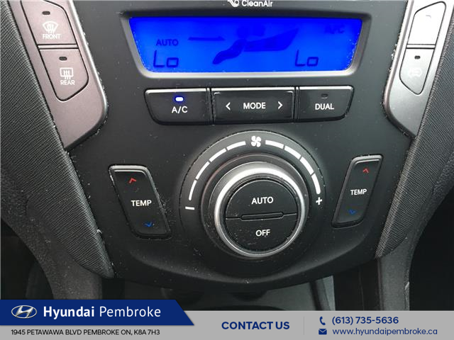 2014 Hyundai Santa Fe Sport 2.4 Luxury (Stk: 20022A) in Pembroke - Image 27 of 30