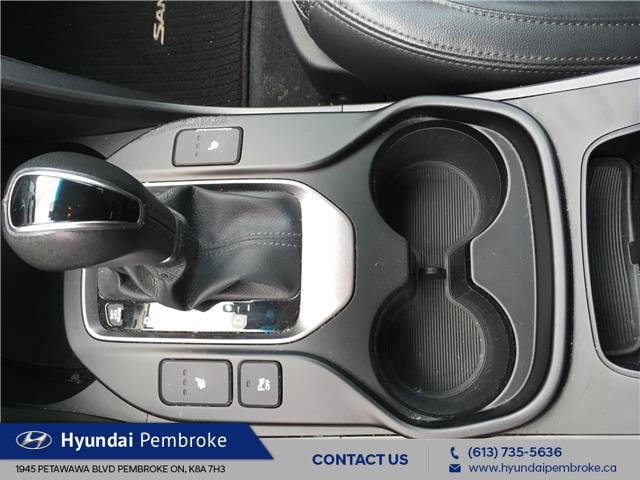 2014 Hyundai Santa Fe Sport 2.4 Luxury (Stk: 20022A) in Pembroke - Image 29 of 30