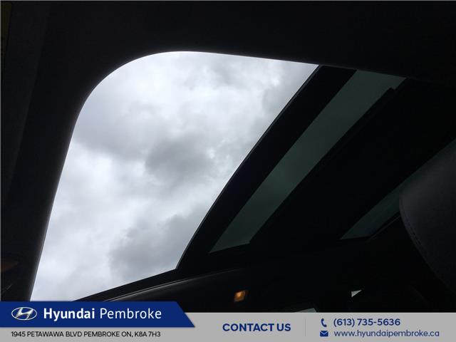 2014 Hyundai Santa Fe Sport 2.4 Luxury (Stk: 20022A) in Pembroke - Image 30 of 30