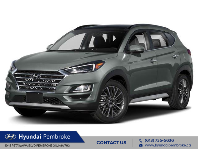 2020 Hyundai Tucson Luxury (Stk: 20075) in Pembroke - Image 1 of 9