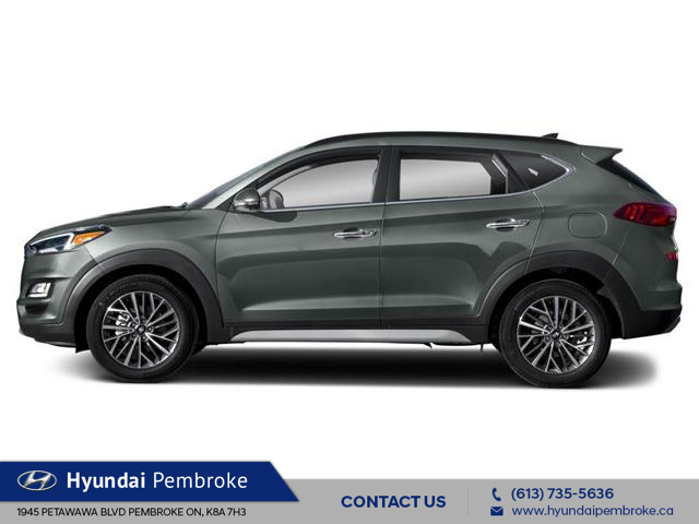 2020 Hyundai Tucson Luxury (Stk: 20075) in Pembroke - Image 2 of 9