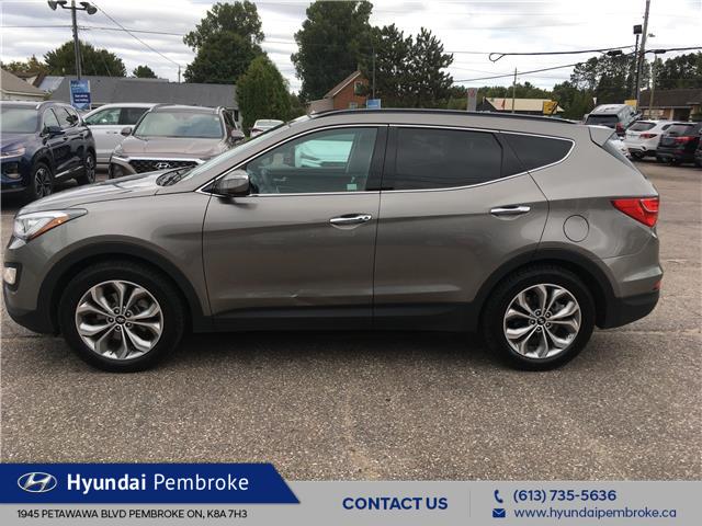 2016 Hyundai Santa Fe Sport 2.0T Limited (Stk: 19502A) in Pembroke - Image 2 of 30