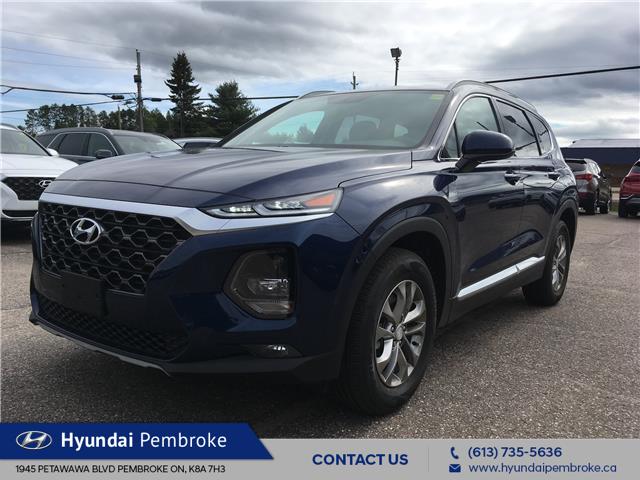 2019 Hyundai Santa Fe ESSENTIAL (Stk: P377) in Pembroke - Image 1 of 25