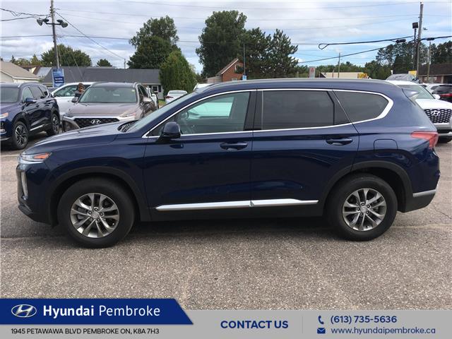 2019 Hyundai Santa Fe ESSENTIAL (Stk: P377) in Pembroke - Image 2 of 25