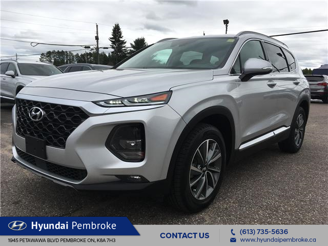 2019 Hyundai Santa Fe Preferred 2.4 (Stk: P373) in Pembroke - Image 1 of 27