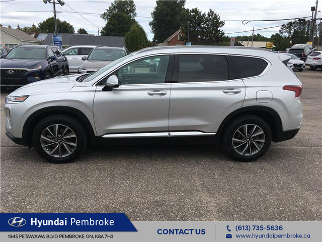 2019 Hyundai Santa Fe Preferred 2.4 (Stk: P373) in Pembroke - Image 2 of 26