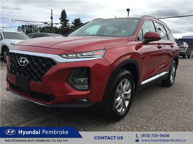 2019 Hyundai Santa Fe ESSENTIAL (Stk: P374) in Pembroke - Image 1 of 25