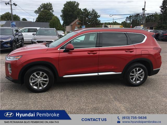 2019 Hyundai Santa Fe ESSENTIAL (Stk: P374) in Pembroke - Image 2 of 25