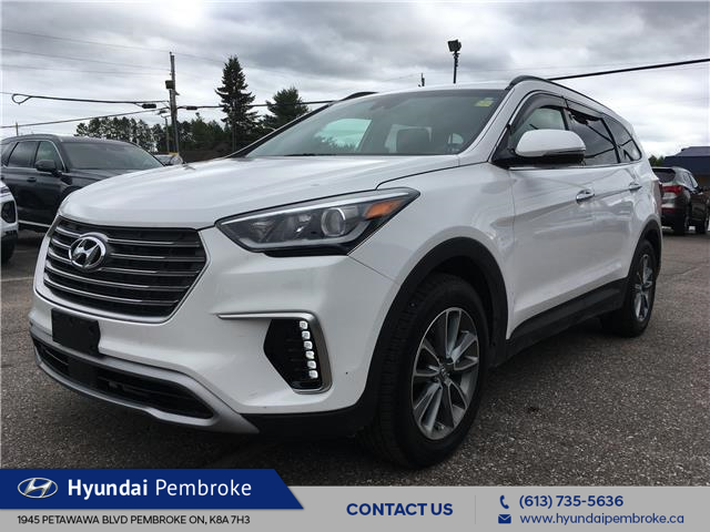 2019 Hyundai Santa Fe XL Preferred (Stk: 19486A) in Pembroke - Image 1 of 28