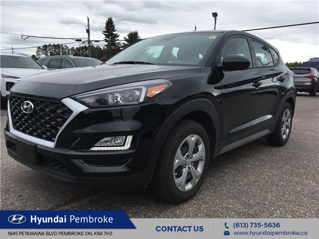 2019 Hyundai Tucson Essential w/Safety Package (Stk: P376) in Pembroke - Image 1 of 24
