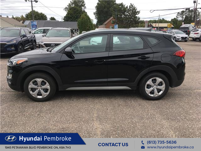 2019 Hyundai Tucson Essential w/Safety Package (Stk: P376) in Pembroke - Image 2 of 24