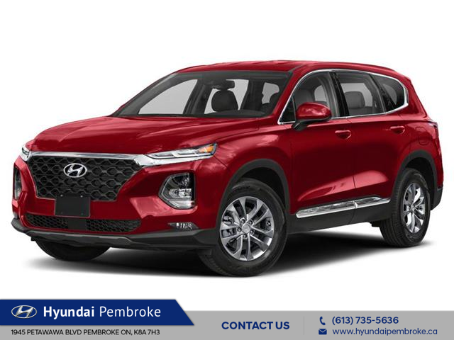 2019 Hyundai Santa Fe ESSENTIAL (Stk: 19514) in Pembroke - Image 1 of 9