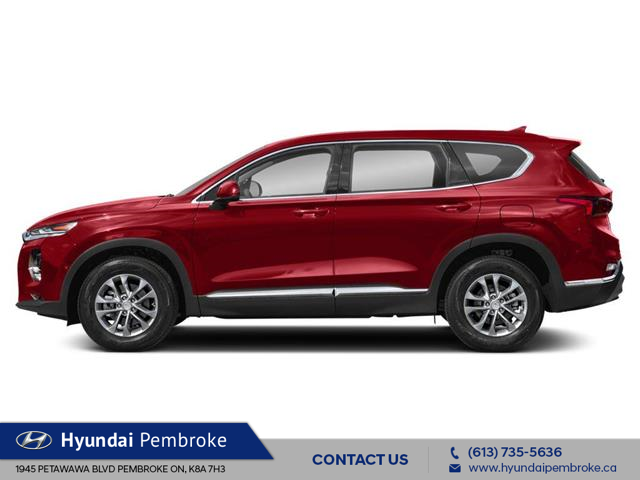 2019 Hyundai Santa Fe ESSENTIAL (Stk: 19514) in Pembroke - Image 2 of 9