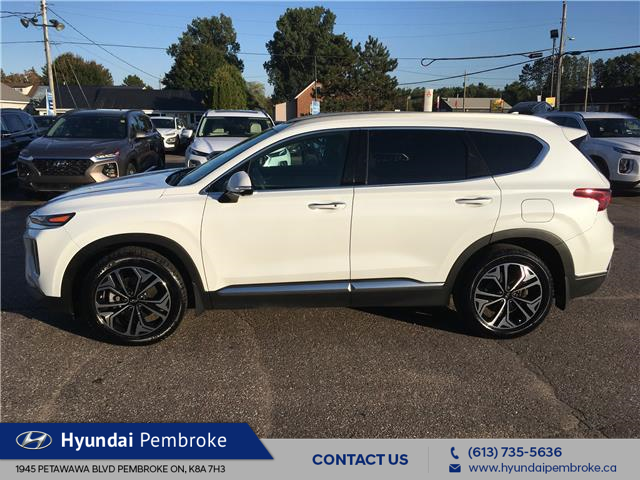 2019 Hyundai Santa Fe Ultimate 2.0 (Stk: 20074A) in Pembroke - Image 2 of 30