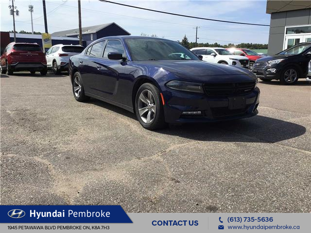 2015 Dodge Charger SXT (Stk: 19416C) in Pembroke - Image 1 of 20