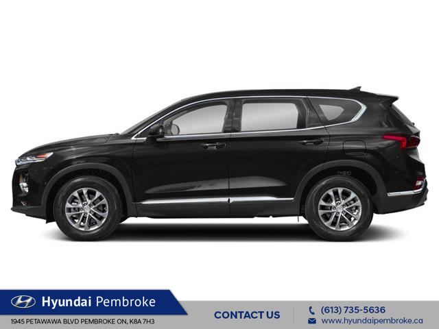 2020 Hyundai Santa Fe Preferred 2.4 w/Sun & Leather Package (Stk: 20082) in Pembroke - Image 2 of 9