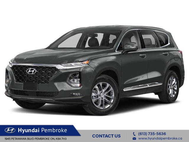 2020 Hyundai Santa Fe Preferred 2.4 (Stk: 20040) in Pembroke - Image 1 of 9