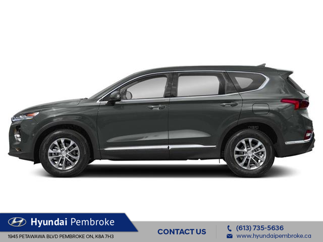 2020 Hyundai Santa Fe Preferred 2.4 (Stk: 20040) in Pembroke - Image 2 of 9