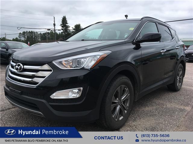 2016 Hyundai Santa Fe Sport 2.4 Premium (Stk: 19418A) in Pembroke - Image 1 of 26