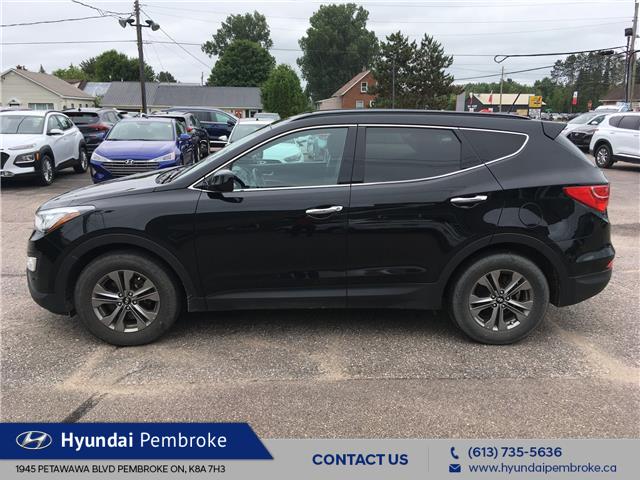 2016 Hyundai Santa Fe Sport 2.4 Premium (Stk: 19418A) in Pembroke - Image 2 of 26
