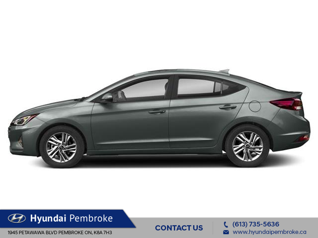 2020 Hyundai Elantra Preferred (Stk: 20134) in Pembroke - Image 2 of 9
