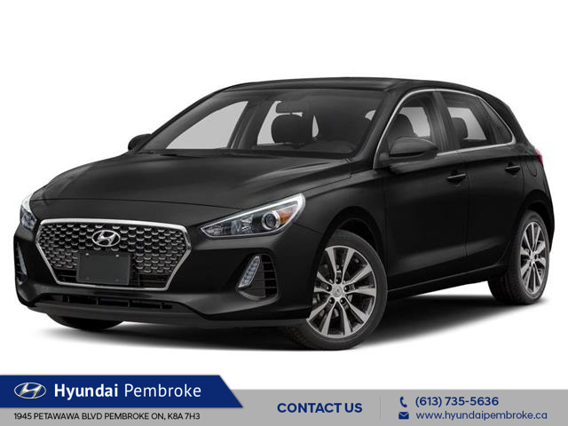 2020 Hyundai Elantra GT Preferred (Stk: 20103) in Pembroke - Image 1 of 9