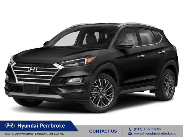 2020 Hyundai Tucson Luxury (Stk: 20141) in Pembroke - Image 1 of 9