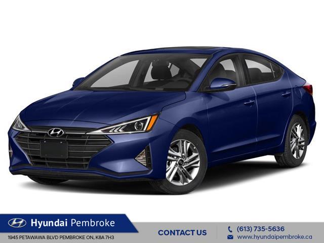 2020 Hyundai Elantra Preferred (Stk: 20142) in Pembroke - Image 1 of 9