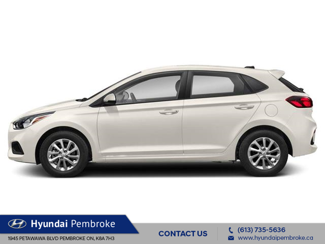 2020 Hyundai Accent ESSENTIAL (Stk: 20144) in Pembroke - Image 2 of 9