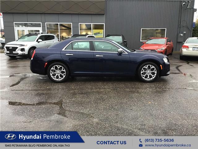 2017 Chrysler 300 C Platinum (Stk: 20112A) in Pembroke - Image 2 of 27