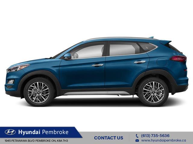 2020 Hyundai Tucson Luxury (Stk: 20152) in Pembroke - Image 2 of 9