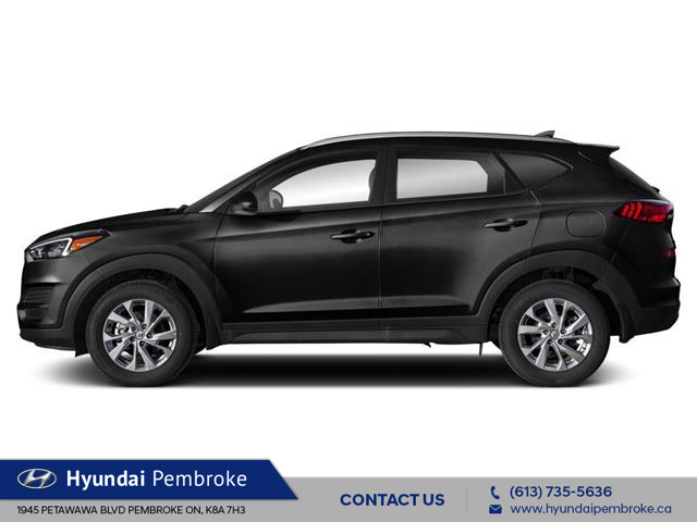 2020 Hyundai Tucson Preferred w/Sun & Leather Package (Stk: 20117) in Pembroke - Image 2 of 9