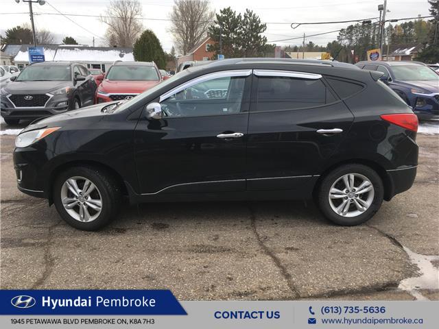 2013 Hyundai Tucson GLS (Stk: 20101A) in Pembroke - Image 2 of 24
