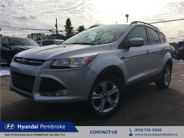 2014 Ford Escape SE (Stk: P379) in Pembroke - Image 1 of 28