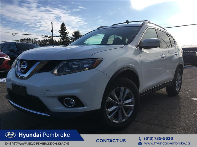 2014 Nissan Rogue SV (Stk: 19525A) in Pembroke - Image 1 of 27