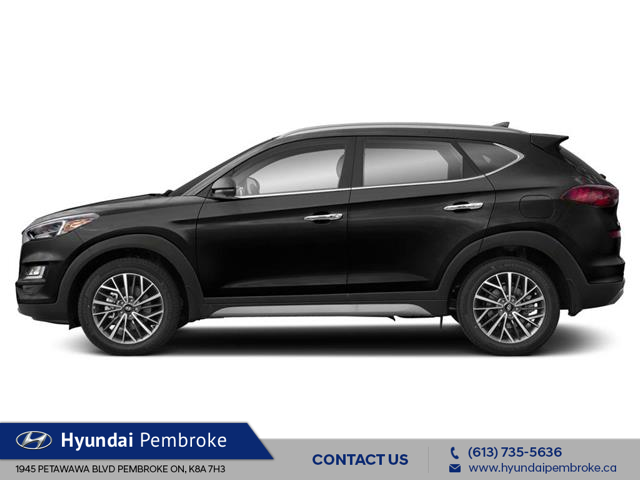 2020 Hyundai Tucson Luxury (Stk: 20184) in Pembroke - Image 2 of 9