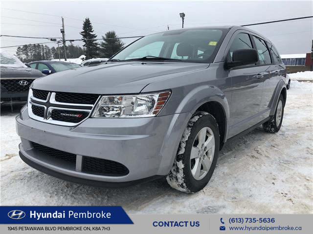 2016 Dodge Journey CVP/SE Plus (Stk: 20196A) in Pembroke - Image 1 of 26