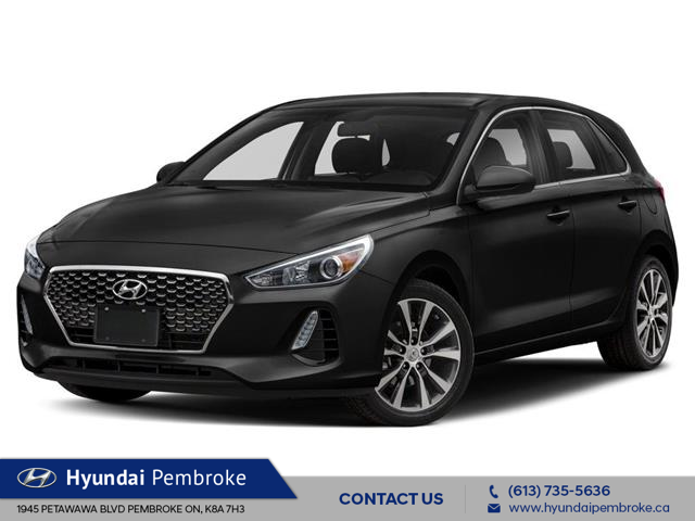 2020 Hyundai Elantra GT Preferred (Stk: 20218) in Pembroke - Image 1 of 9