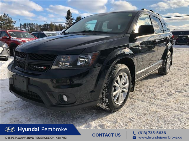 2014 Dodge Journey SXT (Stk: 20231A) in Pembroke - Image 1 of 26