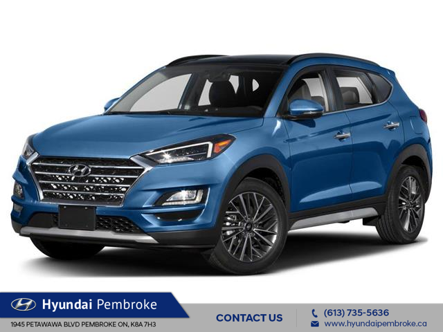 2020 Hyundai Tucson Ultimate (Stk: 20261) in Pembroke - Image 1 of 9