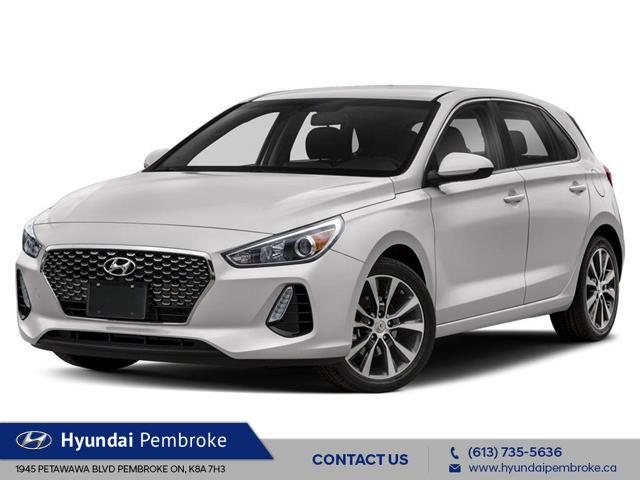 2020 Hyundai Elantra GT Luxury (Stk: 20271) in Pembroke - Image 1 of 9
