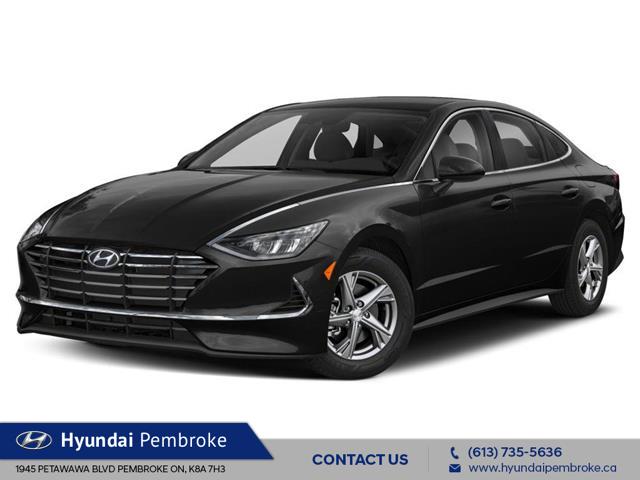 2020 Hyundai Sonata Preferred (Stk: 20267) in Pembroke - Image 1 of 9