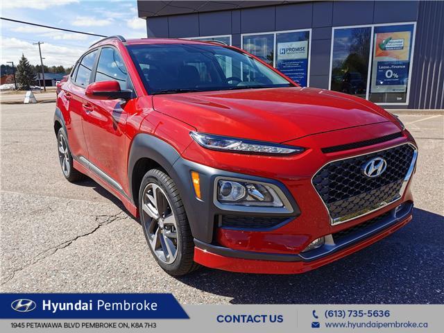 2020 Hyundai Kona 1.6T Trend (Stk: 20253) in Pembroke - Image 1 of 25