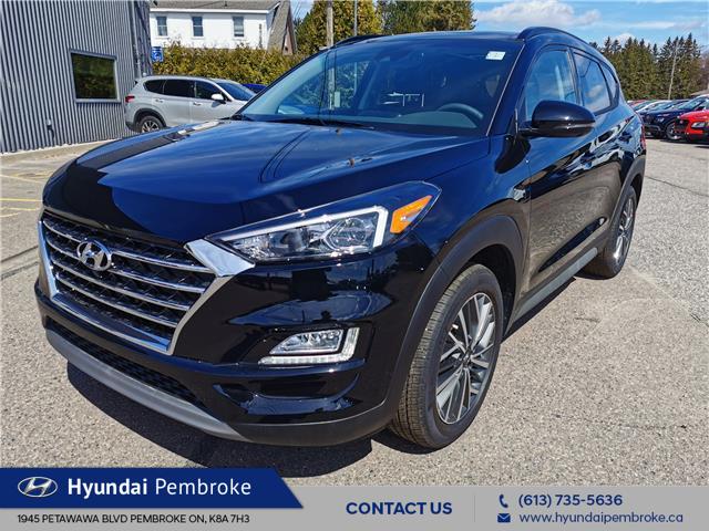 2020 Hyundai Tucson Luxury (Stk: 20130) in Pembroke - Image 1 of 25